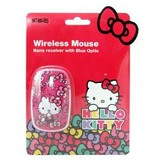 UNIQUE Hello Kitty Wireless Mouse Ribbon Stage [HKT-WM-RBS] - Mouse Basic